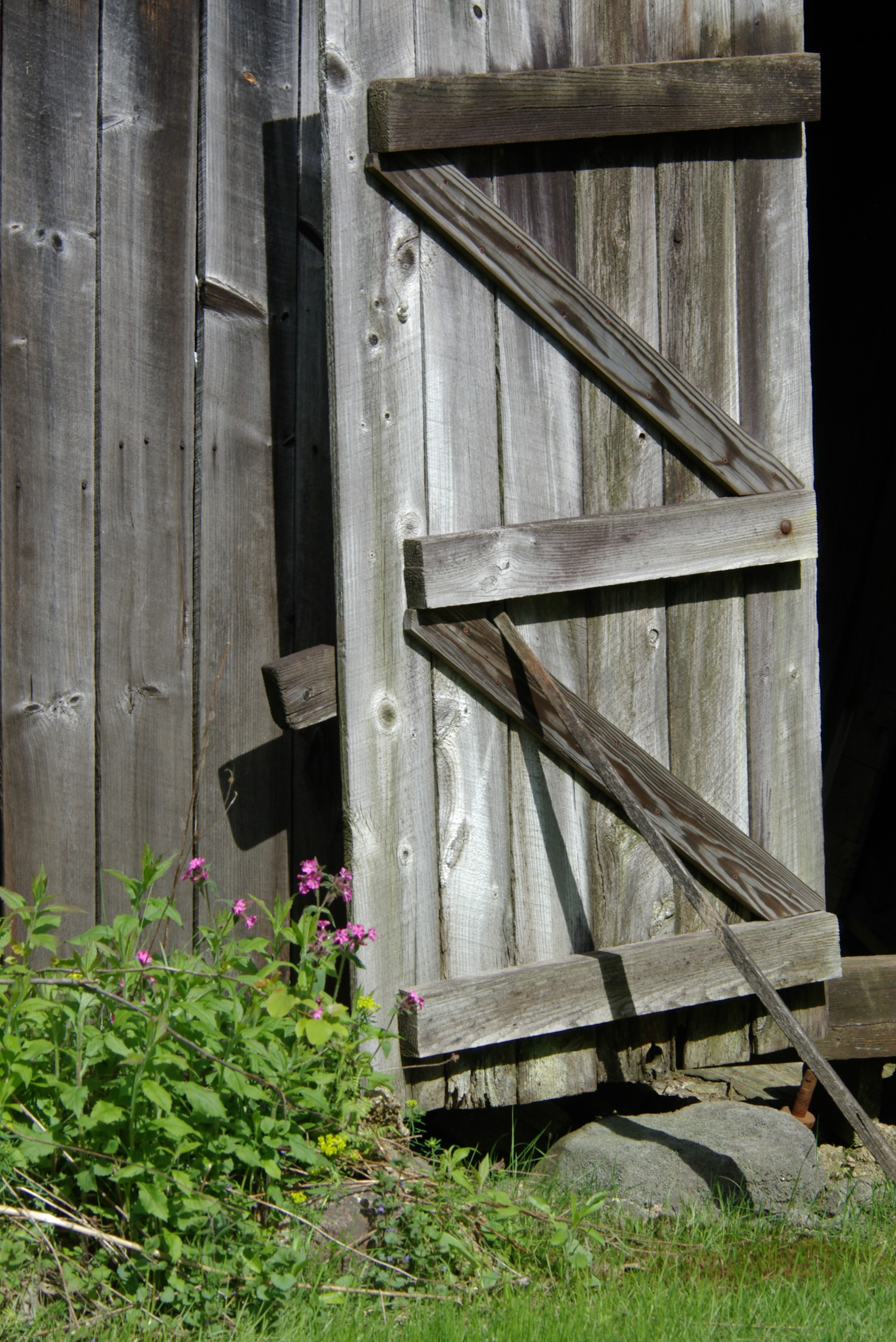 Open Barn Door barn doors | madisonbarns