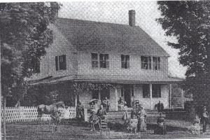 Churchill House 1900