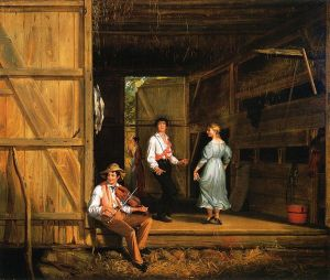 Dancing on the threshing floor