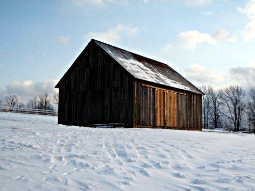 The English Barn In The New World Madisonbarns