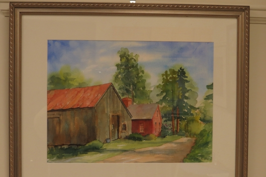 Water color by JP Goodwin
